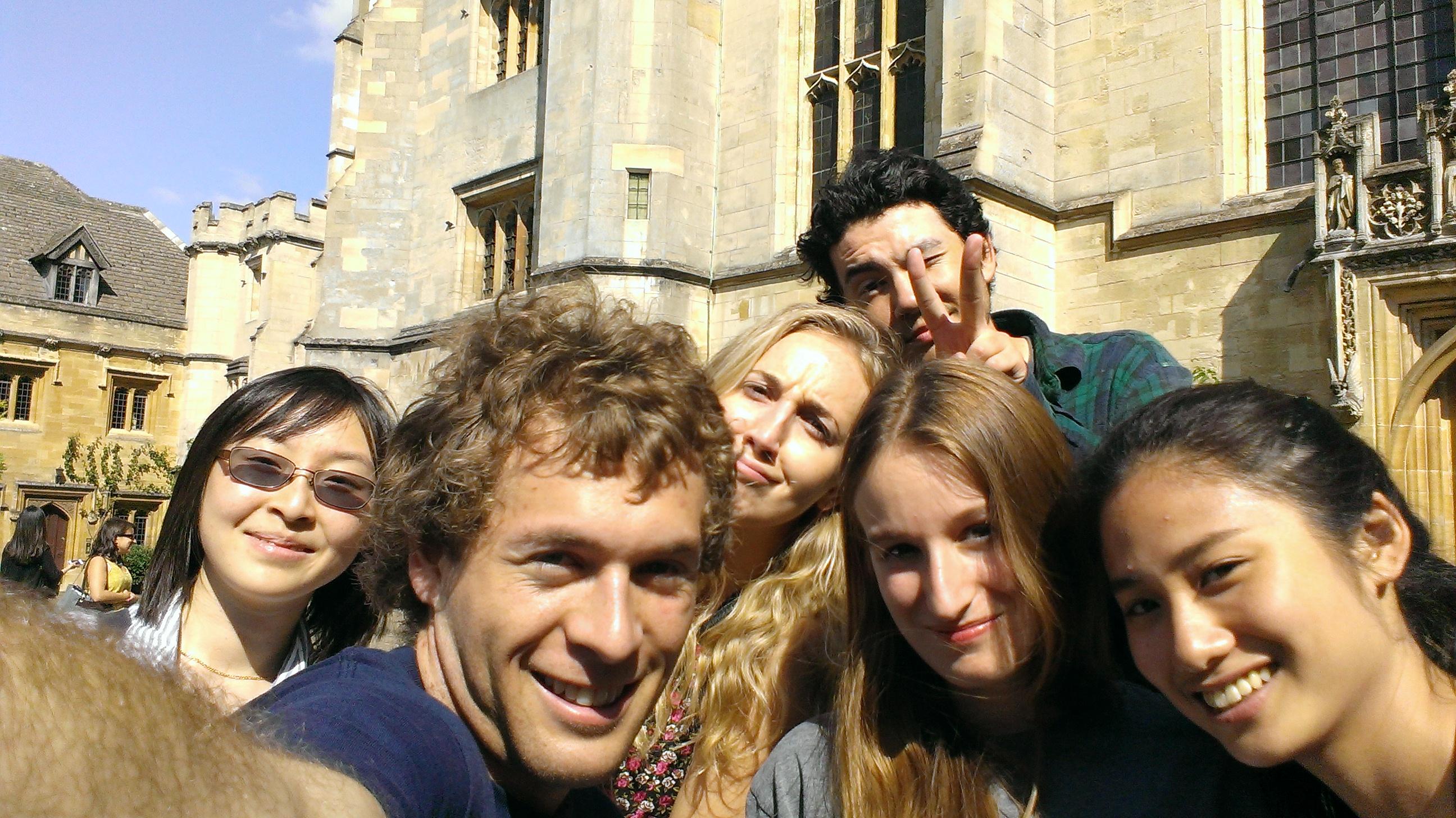 Magdalen College.