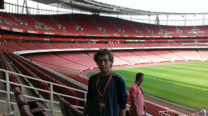 The top box at Emirates.